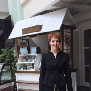 Vatel Singapore Yulia Penkina, Vatel Singapore MBA student: Staff of the Month