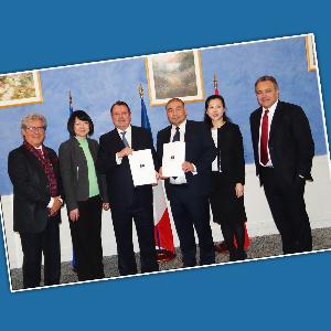 Vatel Tunisie 2015 : l'année de la Chine