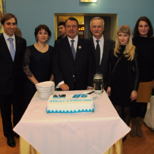 Vatel Россия Vatel Moscow celebrates its 10th anniversary