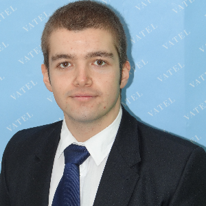 Sabin Costea, the 2015 Bachelor Vatel European Valedictorian