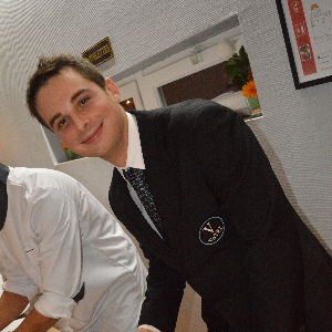 Vatel France F&B Manager for a day