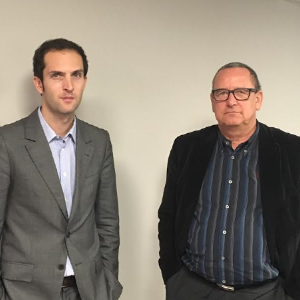 The background to the Business Game: Meet Brian Hlady, David Gripper and Jean-Etienne Palard.  - Vatel