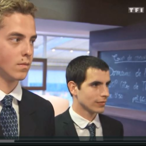 Vatel Israel French TV shares Vatel Nimes students' daily lives