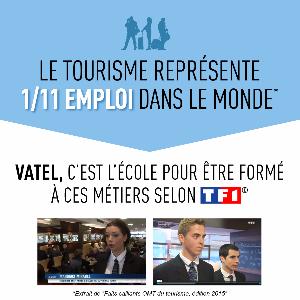 Vatel France Les caméras de TF1 à Vatel