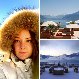 Vatel Mauritius Loving Switzerland all year round!