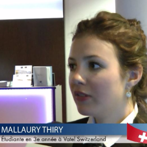 Vatel Switzerland Let's see what Mallaury has to say: Vatel internships