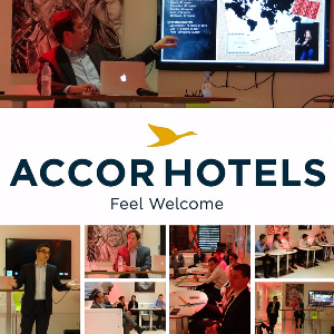 Ideas debated with Accor's French Management Development Director - Vatel