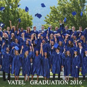Vatel Switzerland Remise des diplômes: Le voyage commence maintenant!