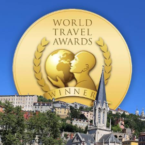 Vatel France Lyon, ville siège du Groupe Vatel primée aux World Travel Awards