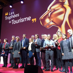 "Vatel France Vatel awards the ""Jury's Best Pick Trophy"""