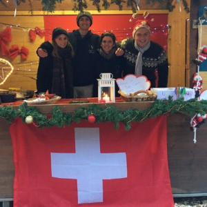 Vatel Switzerland The magic of Christmas has taken over Vatel Switzerland