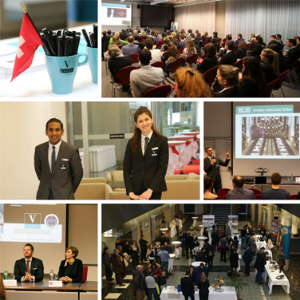 Vatel Switzerland Career Forum that gives the possibility to travel
