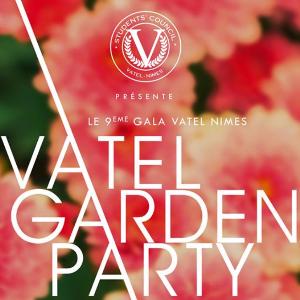 Vatel France Garden Gala