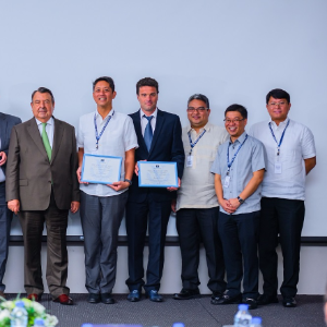 Vatel Manila and Vatel E-Learning come in first place