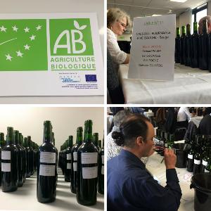 Vatel France Les étudiants Vatel accueillent le Concours des Vignerons Bio d'Aquitaine