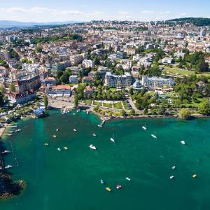 Vatel Switzerland Rencontre avec les Ressources Humaines du Lausanne Palace