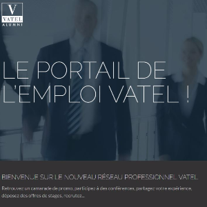 Vatel France Vatelalumni.com: an international professional network