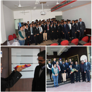 Vatel India (New Delhi) Guest Lecture Mr. Namit Kharbanda, Human Resources Manager, Hyatt India