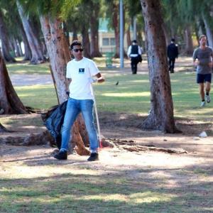 Vatel Mauritius Environment Day