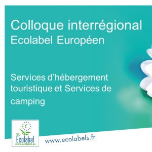 Annual Ecolabel conference AFNOR in Hotel Vatel Bordeaux - Vatel