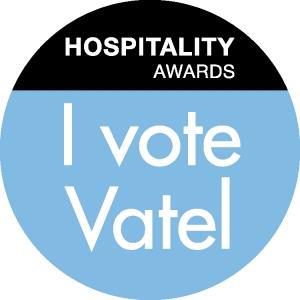 Vatel Israel Hospitality Awards: I VOTE VATEL
