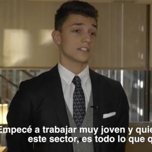 Vatel Madrid ¿Por qué elegí Vatel Madrid? | Fabio Mansi