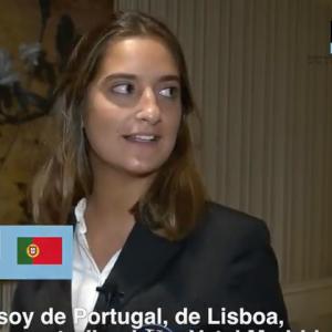 Vatel Madrid ¿Por qué elegí Vatel Madrid? | Madalena Soler (Portugal)