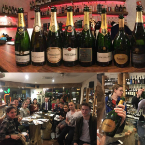 Vatel Switzerland Champagne!