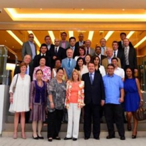 Vatel Turkey 8th Vatel International Convention  held in Manila, in the Philippines