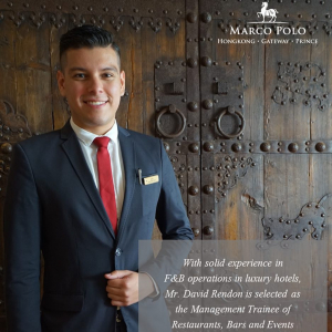 SUCCESS STORY: David PACHAJOA RENDON