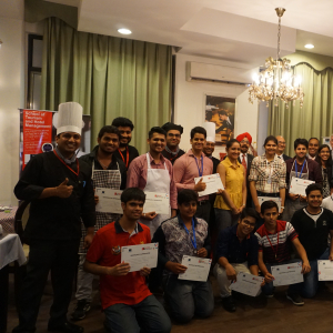 Vatel India (New Delhi) Pizza & Pasta Workshop