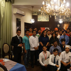 Vatel India (New Delhi) Cooking Without Fire Workshop