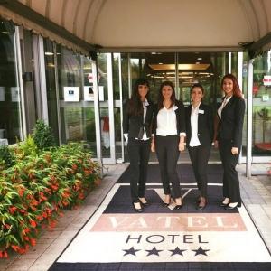 Hilton Baku à Vatel Switzerland pour les cours d'été - Vatel