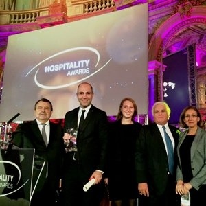 Vatel Madrid Vatel Switzerland wins 2014 Hospitality Schools Award for the Best Educational Innovation