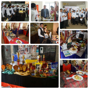 Vatel India (New Delhi) Nestle Young Chef Competition