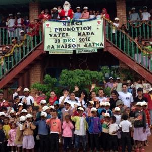 Vatel Madagascar Action sociale du BDE