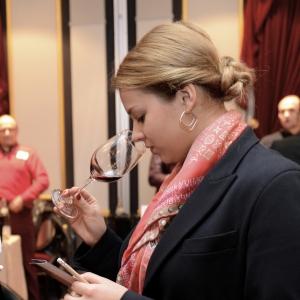 La passion du vin de  Valeriya Komissarova - Vatel