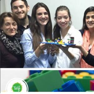 Vatel Argentina Los estudiantes del MBA descubren la metodología Lego Serious Play