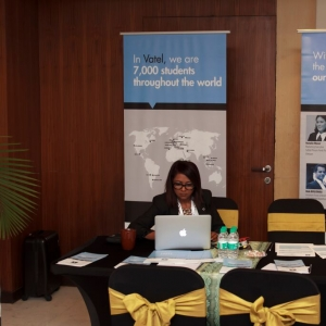 Vatel Mauritius Mumbai Educational Fair