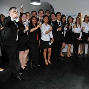 Vatel Argentina Ceremonia de graducaion Tecnicatura / Bachelor diciembre 2016