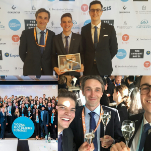 Vatel Switzerland Vatel Switzerland wins the Young Hoteliers Summit