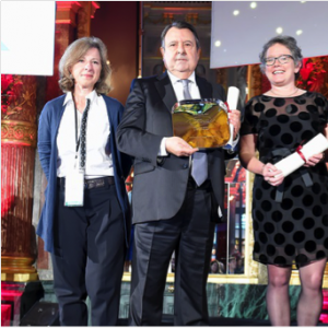 Vatel Madrid EL GRUPO VATEL RECIBE EL PREMIO 'BEST HOSPITALITY MANAGEMENT SCHOOL'