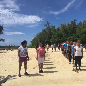 Vatel Mauritius Team Building