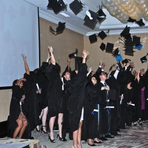 Vatel Mauritius Graduation