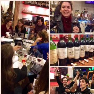 Vatel Switzerland Bordeaux Wine tasting