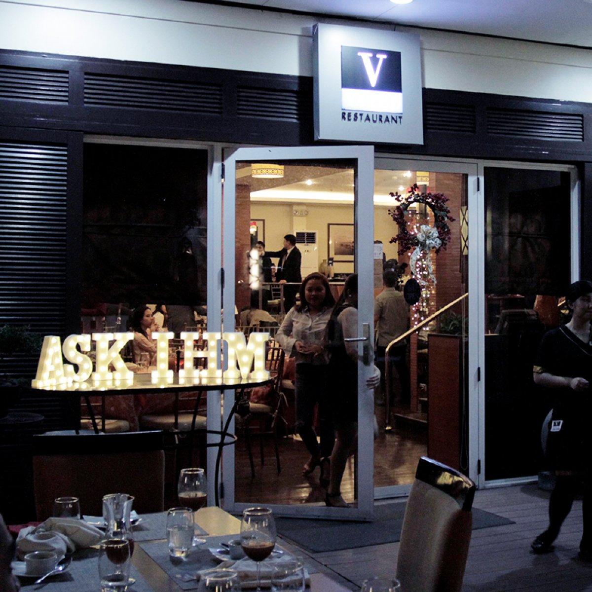 Vatel Manila Welcomes Alumni