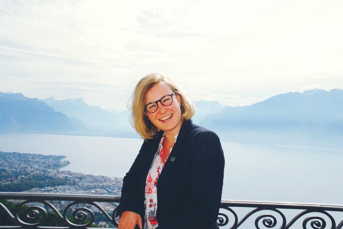 Entretien avec Aubane Rietsch, élève en MBA à Vatel Switzerland