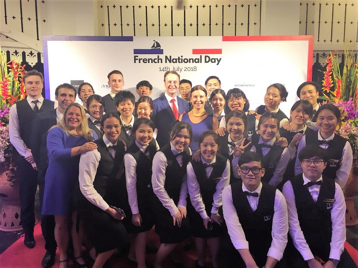 French National Day 2018
