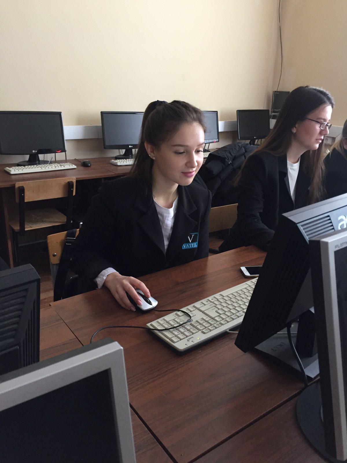 Студенты Vatel-Казань прошли анкетирование в рамках мероприятия