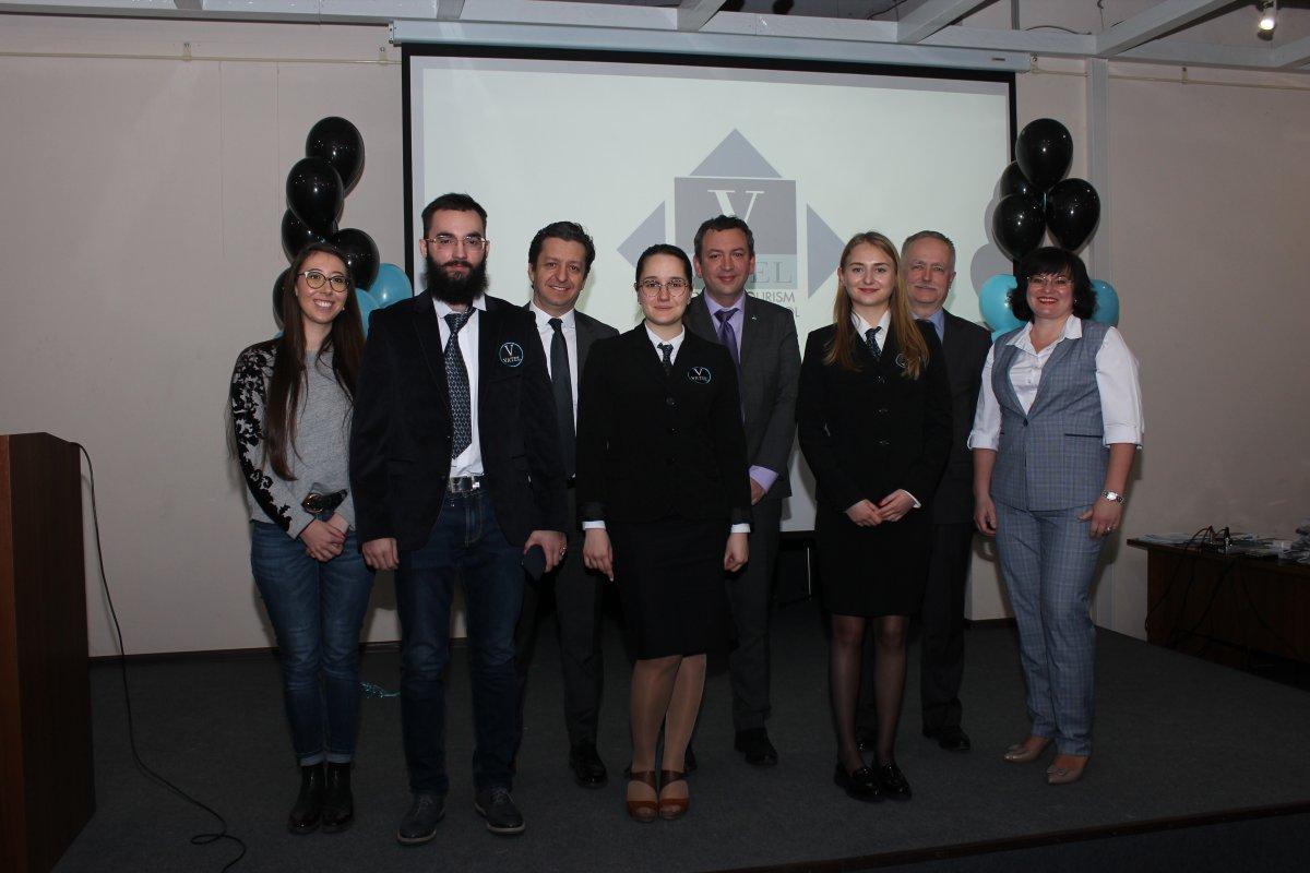 Блестящая защита международного диплома в Казанском филиале РМАТ!